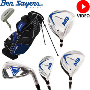 Ben Sayers M8 Complete Golfset Heren Graphite Kopen Golfdiscounter Nl