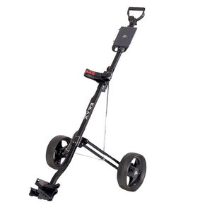 Big Max Basic Golftrolley, Zwart
