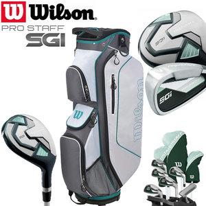 Wilson Prostaff SGI Deluxe Dames Golfset 13-Delig