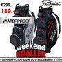 Weekendknaller:-Titleist-StaDry-Waterproof-Cartbag